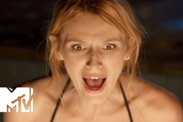 scream film, scream web serie, mtv, film horror