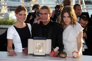 Cannes, Photo call vincitori della Palma d'Oro