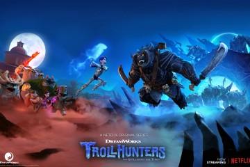 Foto Troll Hunters